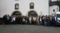 The 2nd International Seminar,  Rearing of unionoid mussels, was a success
